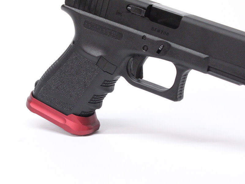 Pro-Arms Pro-Arms Elite Force Glock SCA Magwell, red