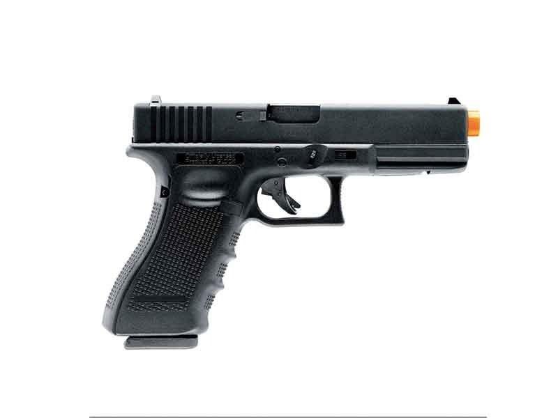Elite Force Umarex Elite Force GLOCK G17 GEN3 Half Blowback CO2 Pistol w/ 2 Magazines