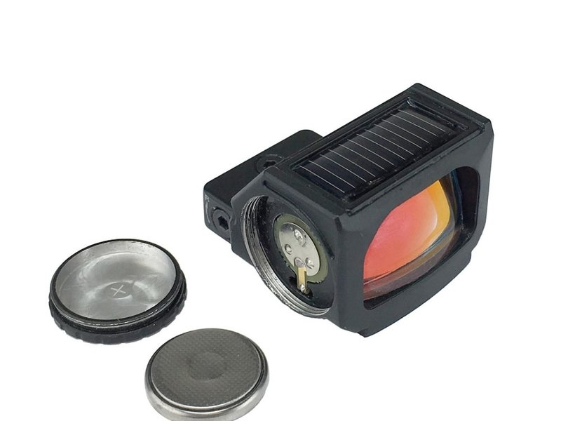 NcStar NcStar VISM SPD Micro Solar RMR Dot Sight