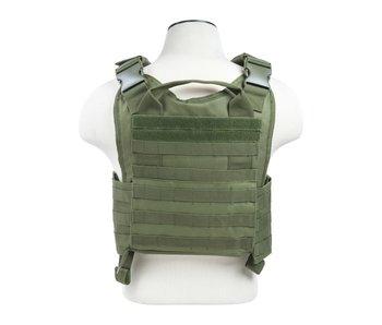 NC Star VISM Plate Carrier Vest Medium-2XL Green