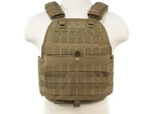 NcStar NC Star VISM Plate Carrier Medium-2XL  Tan