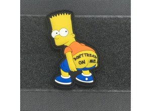 Tactical Outfitters Tactical Outfitters Don't Tread On Me Bart PVC Patch