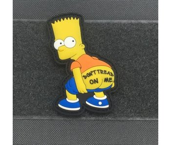 Tactical Outfitters Don't Tread On Me Bart PVC Patch