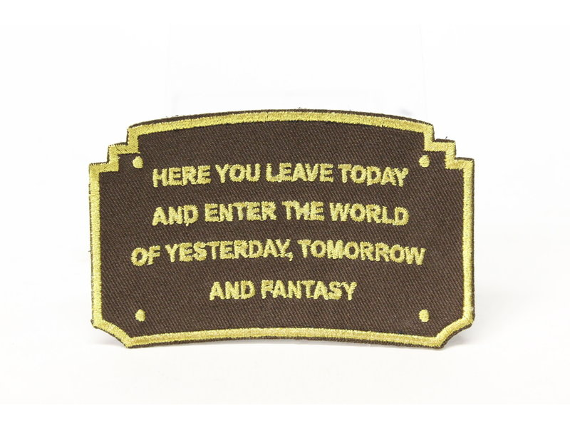 Tactical Outfitters Tactical Outfitters Walt's Welcome Sign Morale Patch