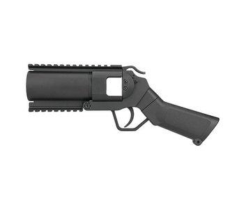 CNC Metal CQB 40mm Grenade Pistol