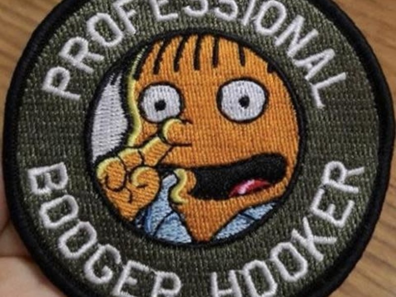 Tactical Outfitters Tactical Outfitters Professional Booger Hooker Morale Patch
