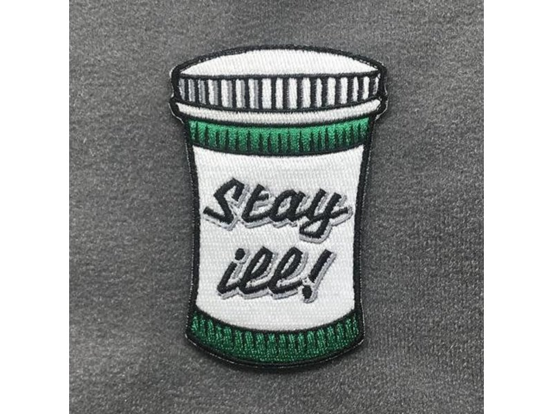 Tactical Outfitters Tactical Outfitters Stay Ill! Morale Patch