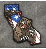 Tactical Outfitters Tactical Outfitters Behind Enemy Lines (California) Morale Patch