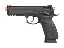 ASG ASG CZ SP01 Shadow Spring Pistol, Black