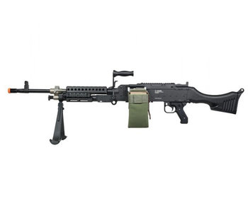A&K M240B AEG w/ Box Magazine
