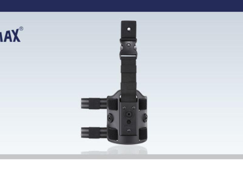 Amomax Ammomax Drop Leg Platform Black