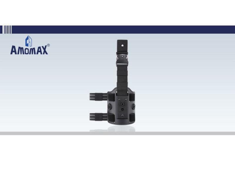 Amomax Amomax Drop Leg Platform, Black