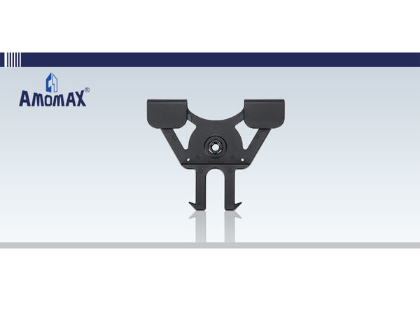 Amomax Amomax Molle Attachment Adapter for Amomax/Cytac/Strike Systems Holsters and Magazine Pouches  Black