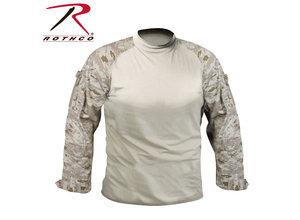 Rothco Rothco Combat Shirt, Desert Digital Camo