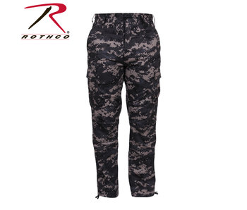 Rothco BDU pant, Subdued Urban Digital Camo