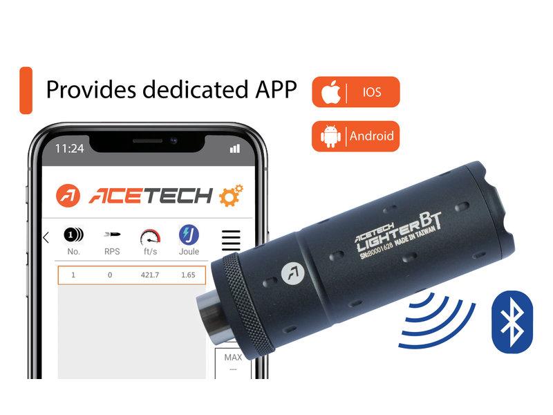 Acetech Acetech Lighter BT, Tan