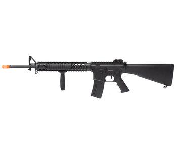 A&K M16A4 AEG Black