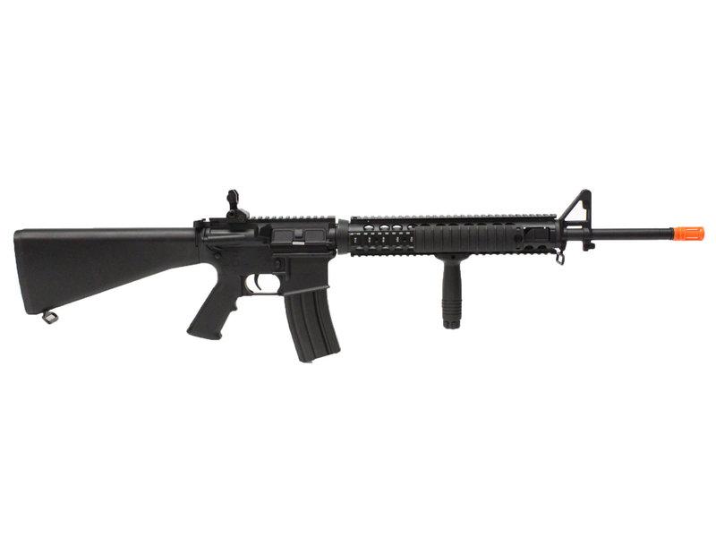A&K A&K M16A4 AEG Black
