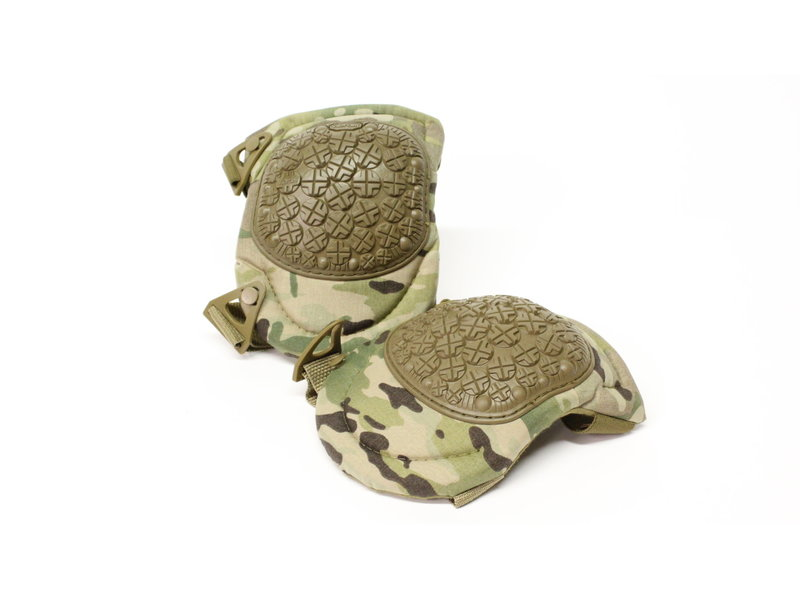 Alta Alta FLEX 360 Knee Pads With Vibram Inserts Multicam