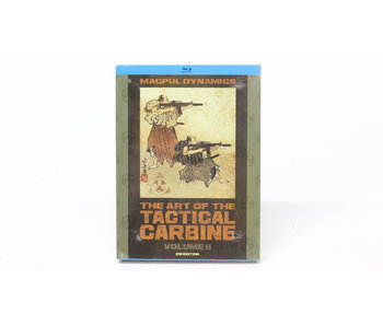 Magpul Dynamic Art of Carbine 2 Vol 2 Bluray