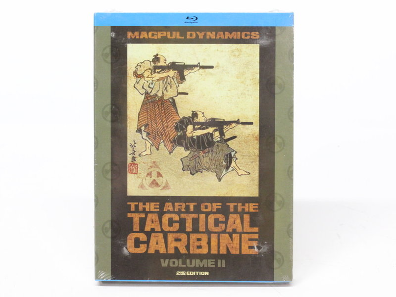 Magpul Magpul Dynamic Art of Carbine 2 Vol 2 Bluray