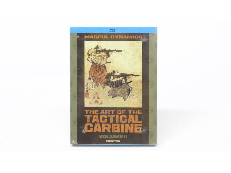 Magpul Magpul Dynamic Art of Carbine 2 Vol 2 Bluray
