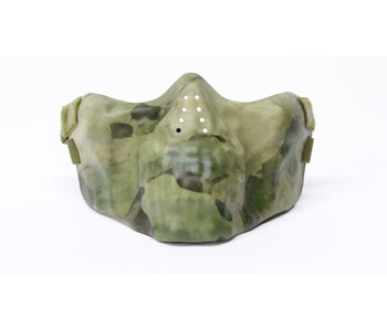 AEX Nylon Half Face Mask
