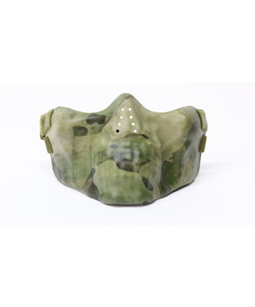 Airsoft Extreme AEX Nylon Half Face Mask