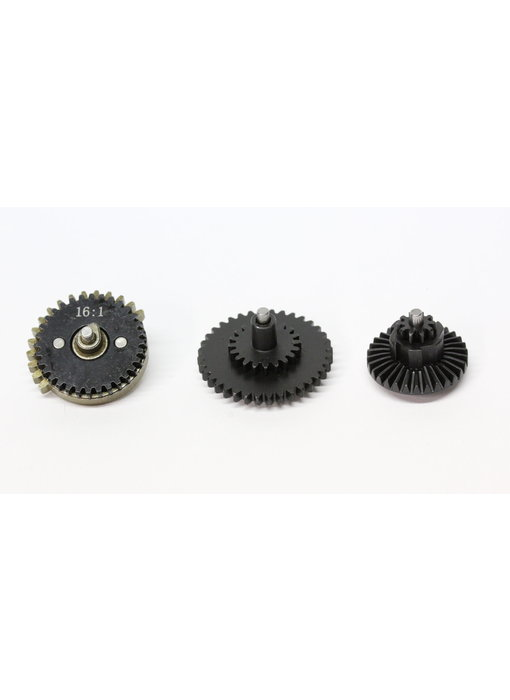 ZCI 16:1 3mm steel CNC gearset