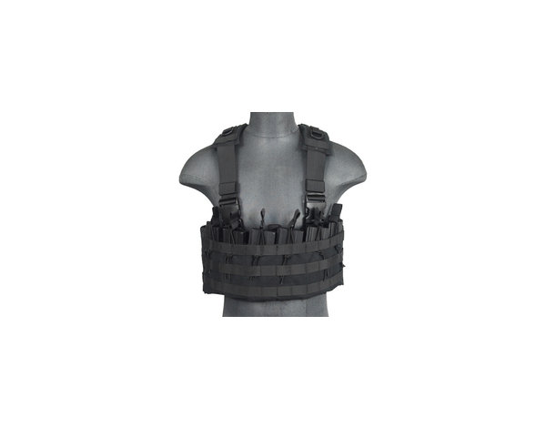 Lancer Tactical Lancer Tactical DZN Magazine Harness w/ Rear Hydration Compartment