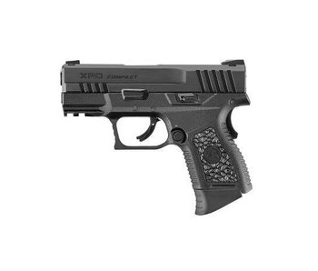 ICS XPD Gas Blowback Pistol, Black