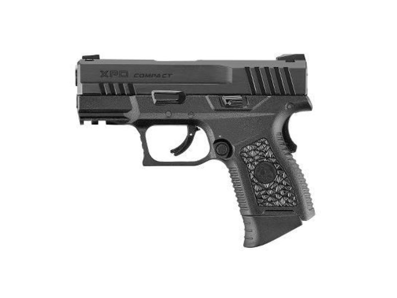 ICS ICS XPD Gas Blowback Pistol, Black