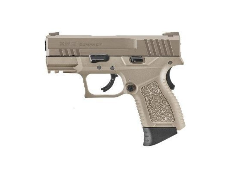 ICS ICS XPD Gas Blowback Pistol, Tan