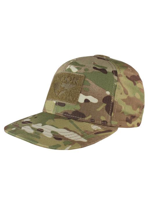 Condor Flat Bill Snap Back Hat