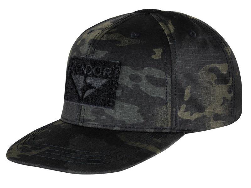 Condor Condor Flat Bill Snap Back Hat