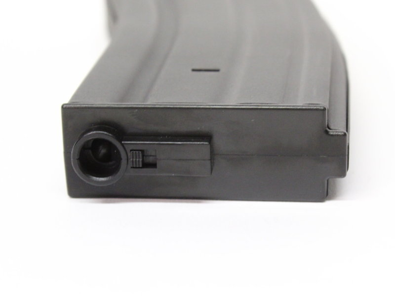 ZCI ZCI M4 130 rd Metal Magazine Black