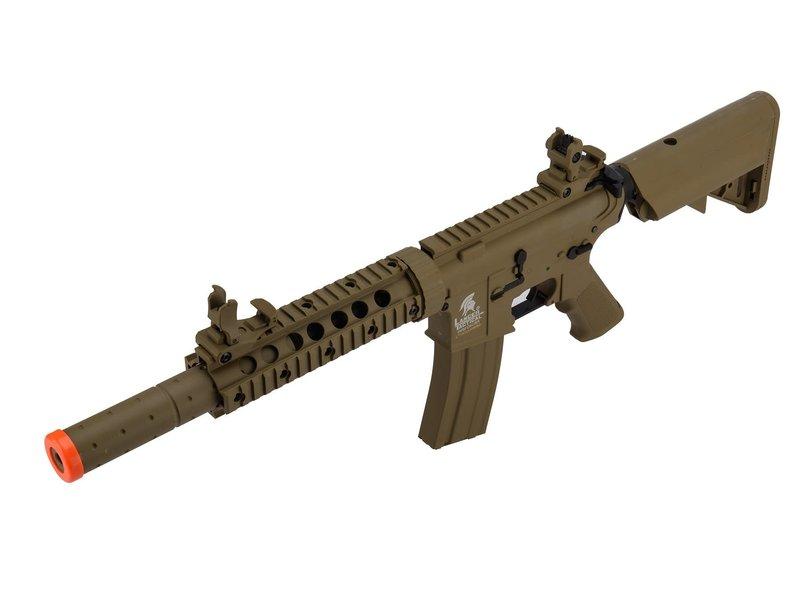 Lancer Tactical Lancer Tactical M4SD LP Rifle G2 Poly TAN