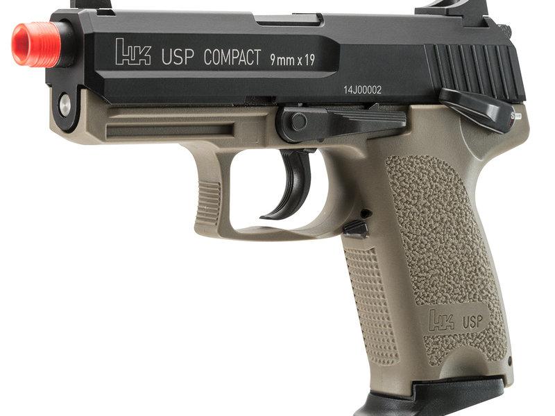 Umarex Umarex H&K USPC Tactical Tan