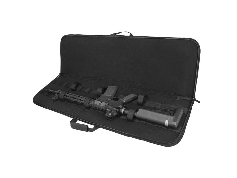 "NC Star NC Star VISM 42"" Deluxe Rifle Case Black"