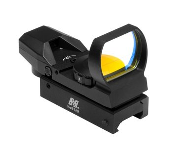 NC Star 4 Reticle Red Dot Sight
