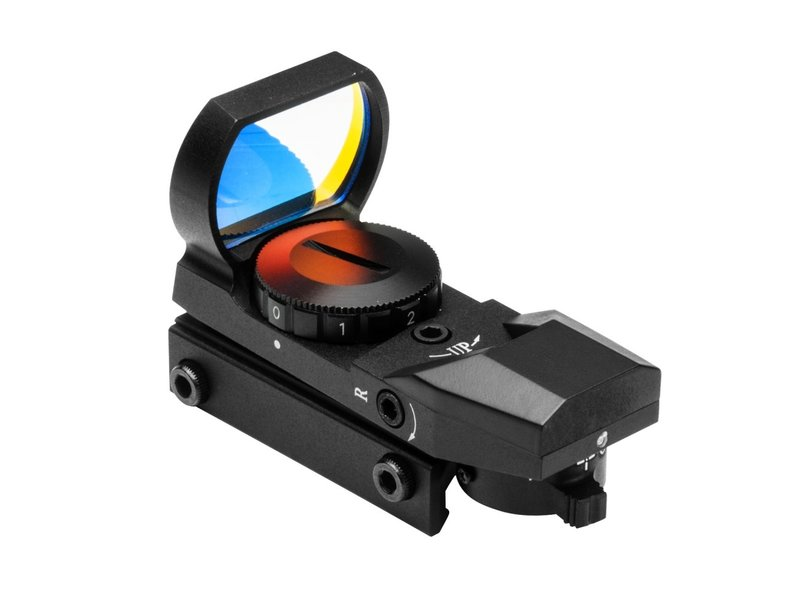 NC Star  NC Star 4 Reticle Red Dot Sight Black