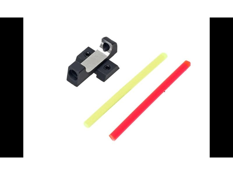 CowCow CowCow T1 Fiber Optic Front Sight For TM Hi-Capa