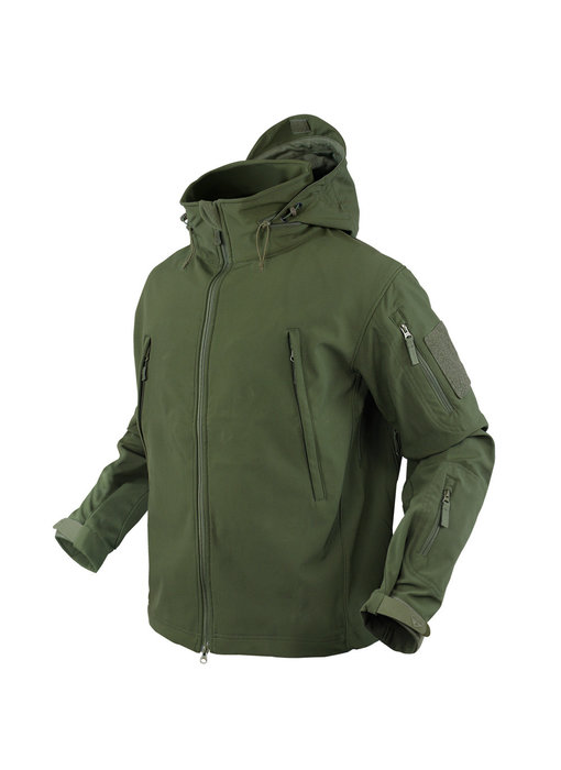 Condor Summit Hooded Softshell Jacket