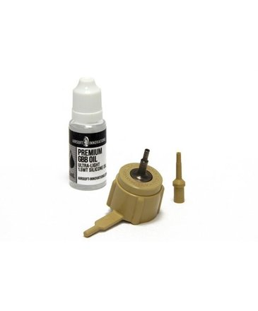 Airsoft Innovations Airsoft Innovations Gun Gas Kit, Steel Probe Version