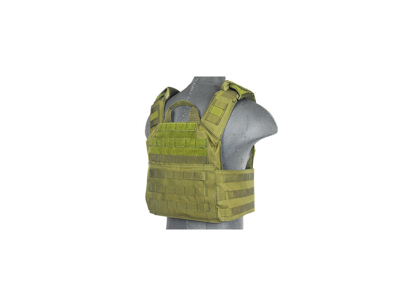 Lancer Tactical Lancer Tactical 1000D SAPC w/ Dual Inner Magazine Pouch and Shoulder Pads