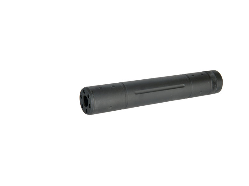 Lancer Tactical Lancer Tactical 7.5'' Barrel Extension CCW Black