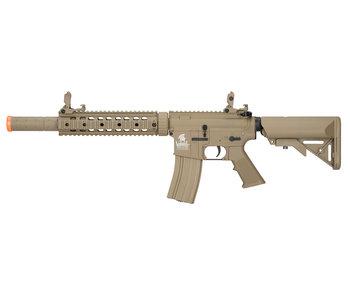 Lancer Tactical M4SD Rifle G2 TAN
