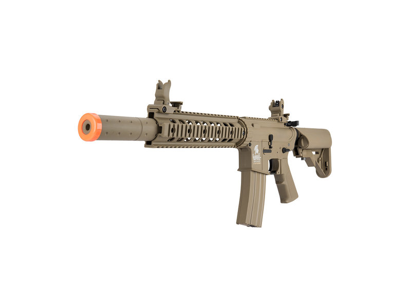 Lancer Tactical Lancer Tactical M4SD Rifle G2 TAN