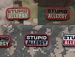 Mil-Spec Monkey Mil-Spec Monkey Stupid Allergy Patch