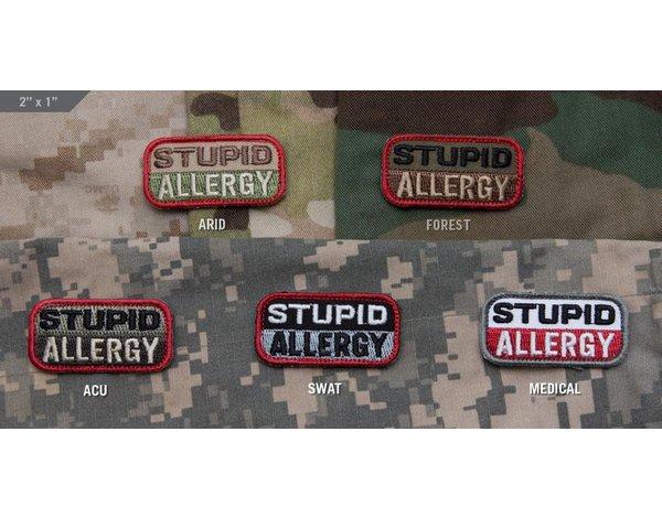 Mil-Spec Monkey Mil-Spec Monkey Stupid Allergy Patch
